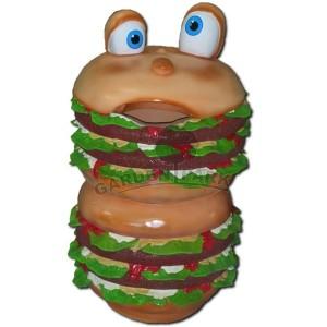 Hamburger - figura reklamowa