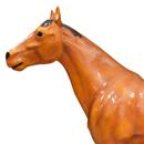 Koń - figura reklamowa