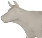 Krowa - figura reklamowa