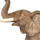 Słoń - figura reklamowa