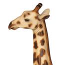 Żyrafa stojąca - figura reklamowa