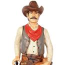 Cowboy - figura reklamowa