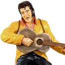 Elvis Presley siedzący - figura reklamowa