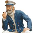 Marynarz na beczce